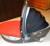 Britax romer baby safe sleeper автолюлька
