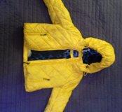 Куртка осенняя Gulliver