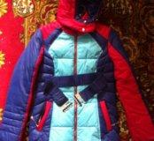 Женская куртка  на осень-весну