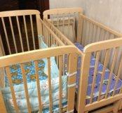 Две кроватки