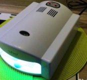 Уф лампа для гель - лака RuNail 911