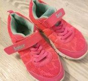 Кроссовки для девочки 30- 31 размер