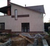 Строим дома из теплых блоков ПСФБ