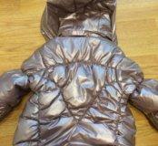 Куртка для девочки евро зима