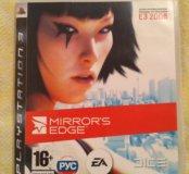 Игра на PS3 Mirrors Edge
