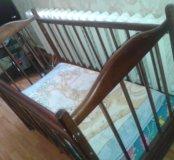 Кровать детская - качалка