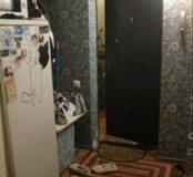 Комната в общежитии 18 кв м.
