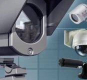 Установка систем безопасности и видеонаблюдения