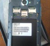 Телефон DEXP IXION MS 5