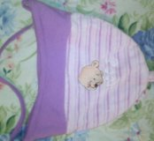 Шапочка на малыша.