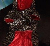 Платье на маленькую собачку
