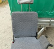 Задние сидения Паджеро 46 кузов