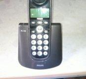 Радио телефон филипс