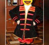 Новогодний костюм казака