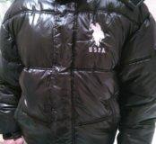 U.S. Polo Assn куртка зимняя