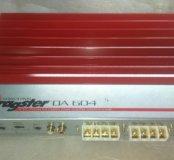 4-х канальный авто усилитель Dragster DA-604