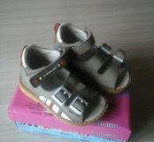 Ортопедические сандали размер 22