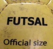 Мяч футбольный Демих для зала размер 4