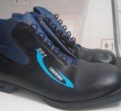 Ботинки лыжные утепленные