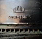 Радиатор Урал 4320