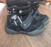 Ботинки осенние Minimen