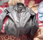 Куртки кожаные 3 штуке