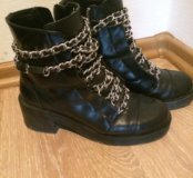 Zara ботинки