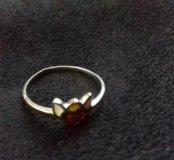 Кольца(2)серебро