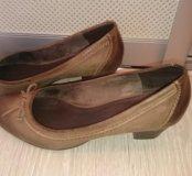 Продам туфли  MARCO TOZZI натуральная кожа