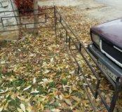 Ограда для могилы на 2 места