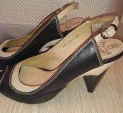Продам туфли натуральная кожа Lisette