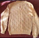 Вязаный свитер (44-46)