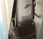 Итальянская кожаная сумка