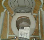 Кресло-коляска с санитарным оснащением для инвалид