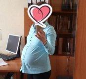 Отличная блузка для беременных
