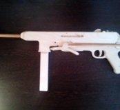 Автомат резинкострел MP-40