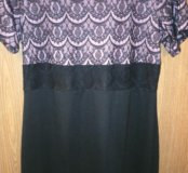 50-52 Платье праздничное