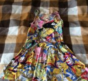 Платье adventure time