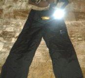 Теплые штаны,(450р).Ботинки 34р.(400р)Куртка (500р