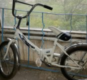 Велосипед подростковый