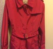 Утеплённая куртка 48 размер