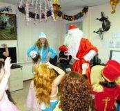 Приход Деда Мороза