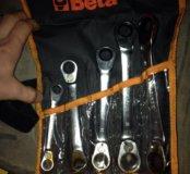 Набор ключей трещоточные Beta 8-21