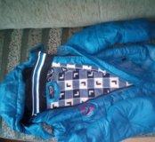 Куртка детская, демисизонная