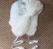 Новая зимняя шапка Lummie р 50