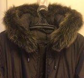 Зимняя куртка 48 размер