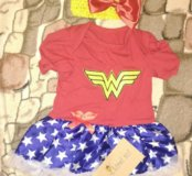 Продаются новые детские костюмчики и сарафан