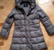Пальто зимнее (Zara)