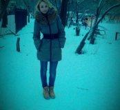 Крутое зимнее пальто