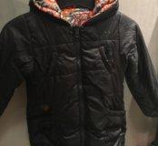 Куртки на девочку из Испании